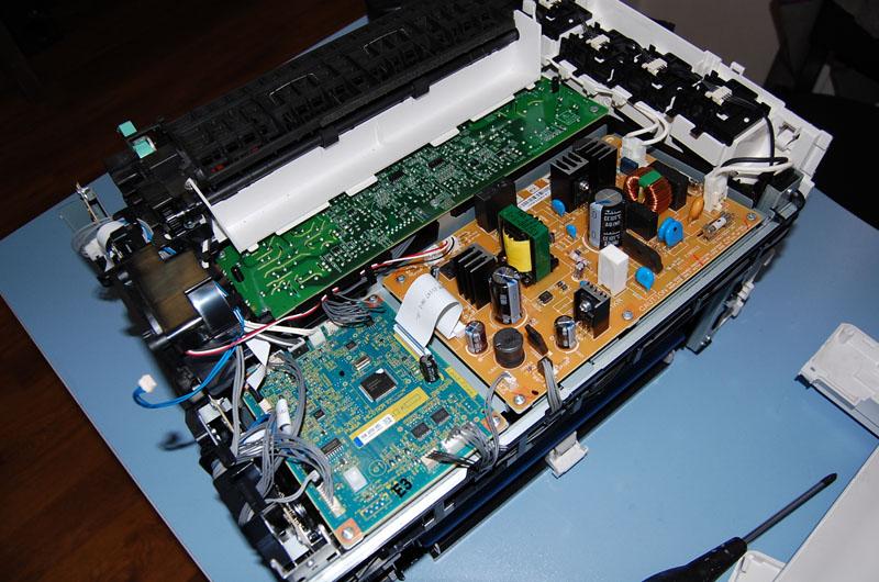 Прошивка принтера Xerox Phaser 6000 для работы со стартовыми картриджами
