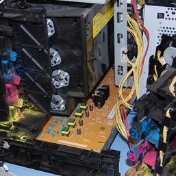 Сброс счетчика блока  675K69240 для Xerox 6128, 6140, 6130, 6125, 6500, 6505