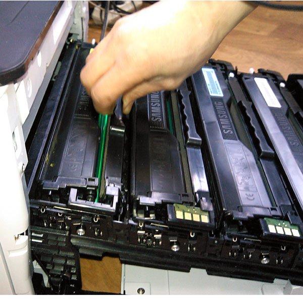 Заправка и прошивка Samsung clp-415n обзор