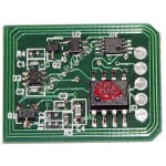 OKI C822 про заправку и чипы