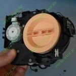 Демонтированный блок Toner Dispense Assembly
