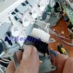 OKI MC342DN ошибка 142  частный случай ремонта