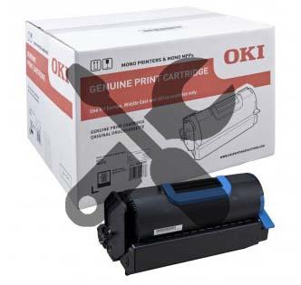 Заправка картриджа OKI B731 / MB770 с заменой чипа