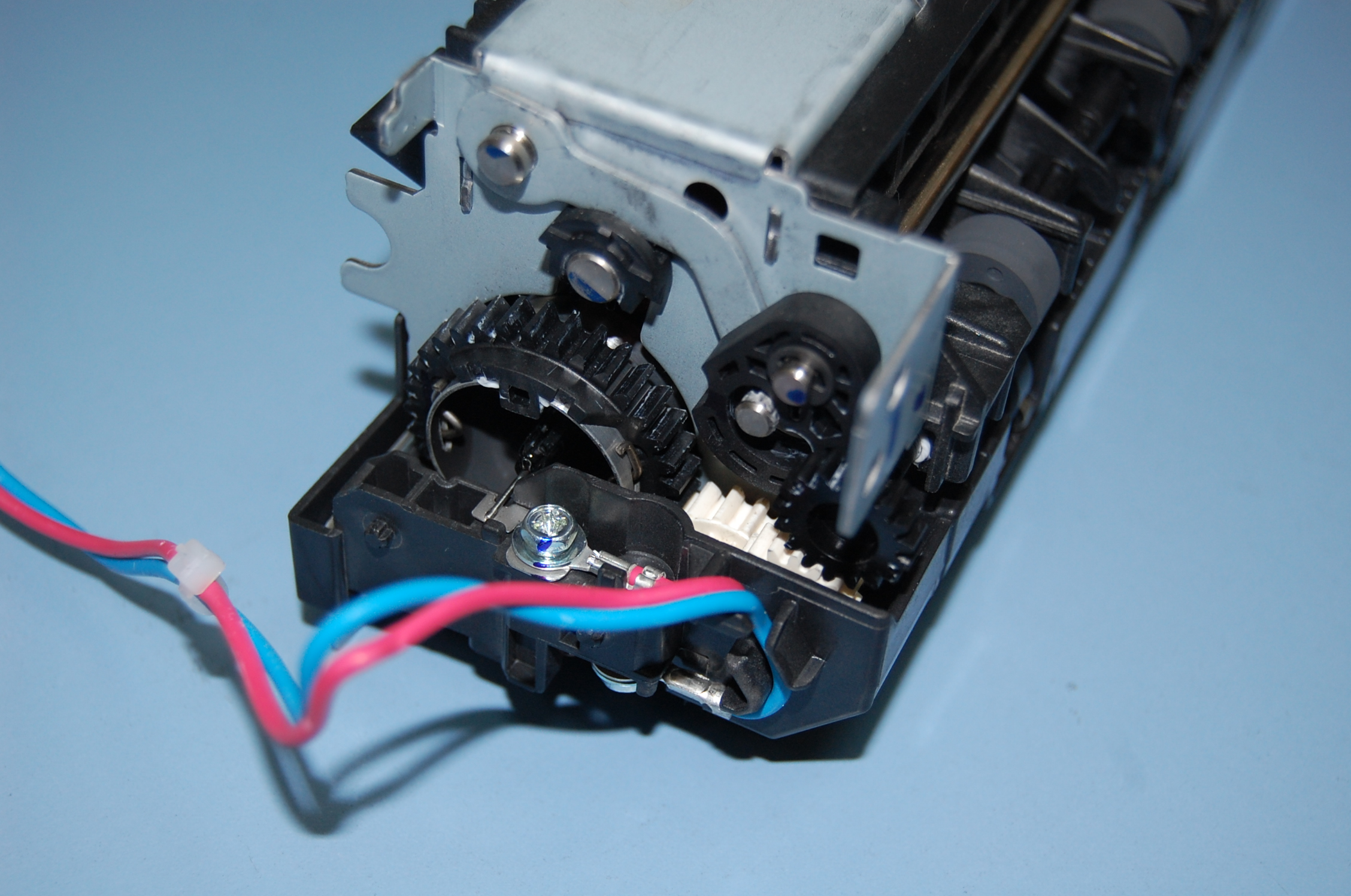 Ricoh SP150 про сервисный режим и сброс ошибки SC541/ SC542