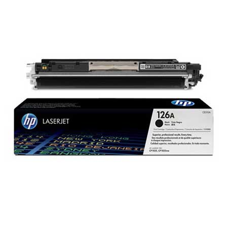 HP Kартридж черный HP LaserJet Pro CP1025/CP1025NW