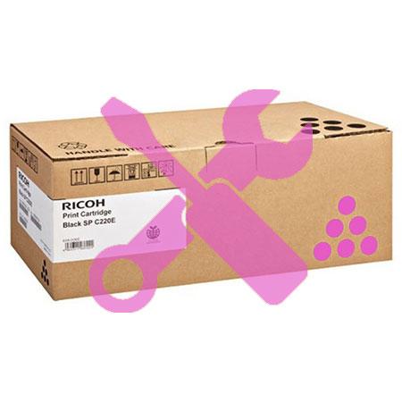 Заправка картриджа Ricoh Type SP C220 Magenta для Ricoh Aficio SP C220N
