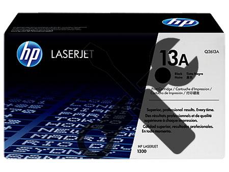 Заправка картриджа Q2613A для HP LaserJet 1300