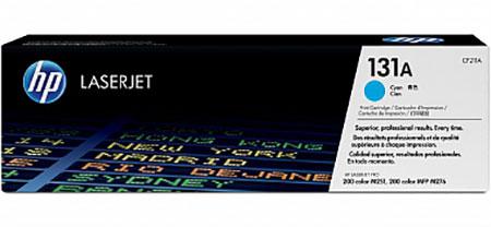 HP Картридж голубой HP LaserJet Pro 200 MFP (1,8к)