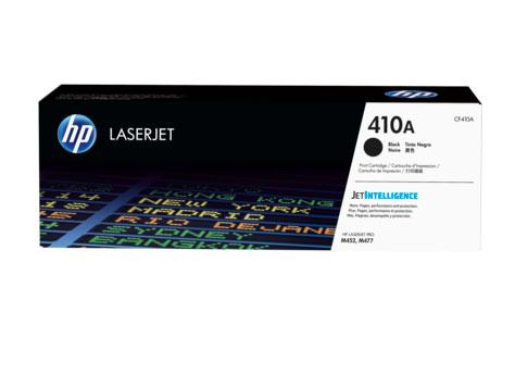 HP Kартридж чёрный 410A HP LaserJet Pro M477fdn, M477fdw, M477fnw, M452dn, M452nw (2,3K)