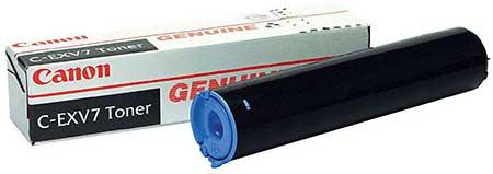 Canon Тонер черный оригинал (5.3K) [C-EXV 7] для Canon iR1210 / iR1510iR1570