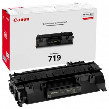 Canon Картридж черный оригинал (2,1К) [719] для Canon MF5840dn, MF5880dn, LBP6300dn, LBP6650dn