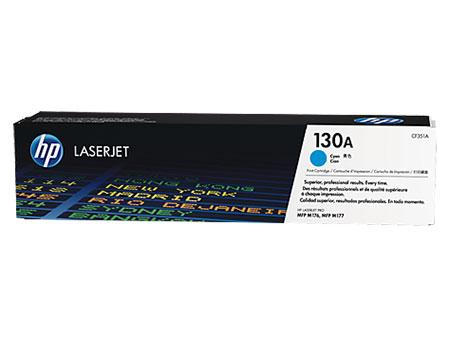 HP Kартридж синий  130A для HP LaserJet M153 / M176 / M177 ор.