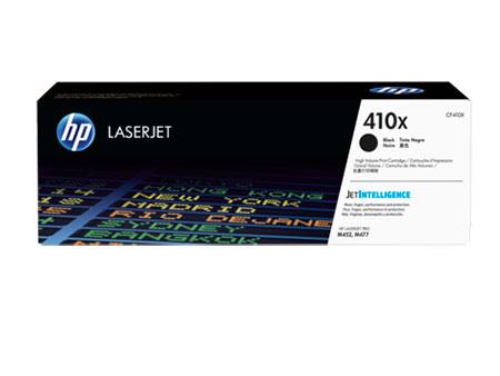 HP Kартридж чёрный 410X HP LaserJet Pro M477fdn, M477fdw, M477fnw, M452dn, M452nw (6,5K)