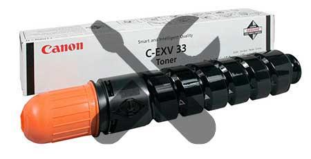 Заправка картриджа Canon C-EXV33 для iR-2520 / 2520 / 2525 / 2530