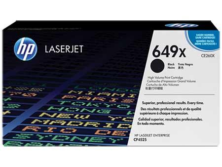 HP Картридж черный HP Color LaserJet CP4525 (17K)
