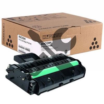 Заправка картриджа Ricoh SP201E 1000стр. для SP220Nw / SP220SNw / SP220SFNw с заменой чипа