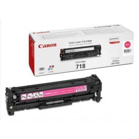 Canon Картридж пурпурный оригинал (2,9К) [718 M ] для Canon SENSYS MF-8330 / 8350