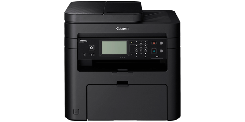 Canon Аппарат Canon i-SENSYS MF249dw ч-б лазерный, А4, 27 стр./мин., 250л. (копир, принтер, сканер, факс, дуплекс, RDF, USB 2.0, 10/100-TX, Wi-Fi)