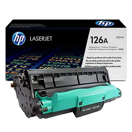 HP Барабан 126A HP LaserJet PRO CP1025/CP1025NW (7К цв/14К чб)