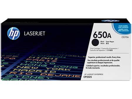 HP Kартридж черный HP Color LaserJet CP5520 / CP5525 (13,5K)