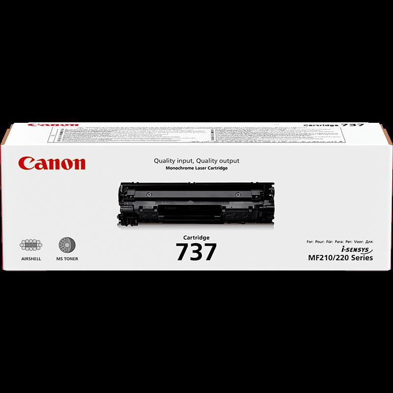 Canon Картридж черный оригинал (2.4K) [737] для Canon Canon MF 211 / 212w / 216n / 217w / 226dn / 229dw