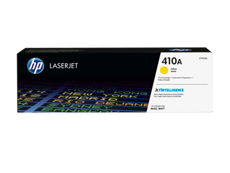 HP Kартридж жёлтый 410A HP LaserJet Pro M477fdn, M477fdw, M477fnw, M452dn, M452nw (2,3K)