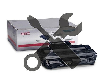Заправка картриджа Xerox Phaser 3250 стандартного объема с заменой чипа
