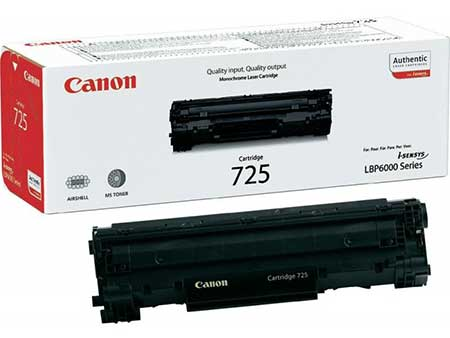 Canon Тонер-картридж 725 для Canon LBP 6000 /6020/MF 3010 (1600 стр.)