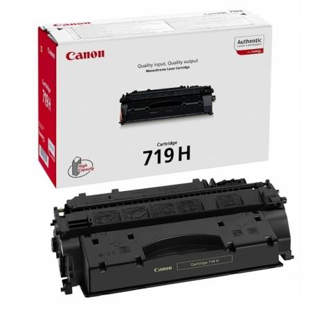 Canon Картридж черный оригинал (6.4K) [719 H] для Canon MF411dw / 416dw / 418x / 419x