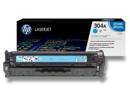 HP Картридж голубой HP Color LaserJet CM2320/ CM2320fxi/ CM2320nf/ CP2025/ CP2025dn/ CP2025n (2,8K)