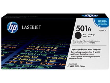 HP Картридж черный HP Color LaserJet 3600/3800 (6K)