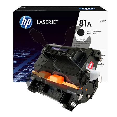 Заправка картриджа CF281A для HP Enterprise MFP M630h  /  M604 / M605 / M606dn с заменой чипа