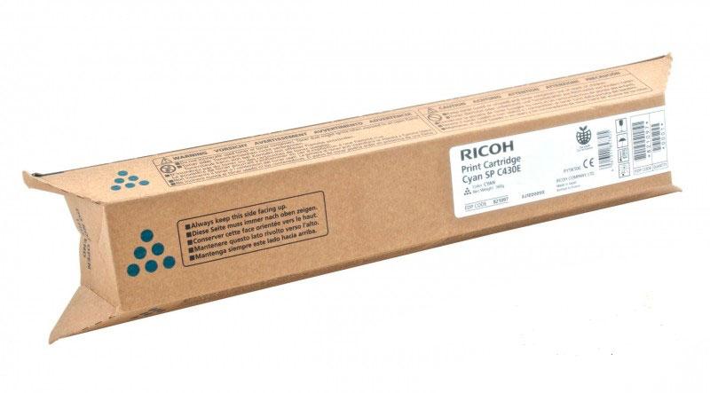 Ricoh Ricoh Тонер-картридж тип SP C430E голубой 24000стр. для SPC430DN / SPC431DN / SPC440DN