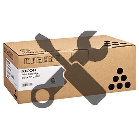 Заправка картриджа Ricoh Type SP C220 Black для Ricoh Aficio SP C220N