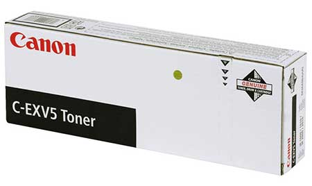 Canon Тонер черный оригинал (21K) [C-EXV 5] для Canon iR1600 / iR1610F / iR2000