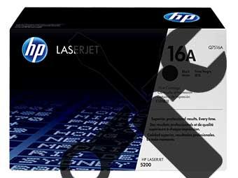 Заправка картриджа Q7516A для HP LaserJet 5200 с заменой чипа
