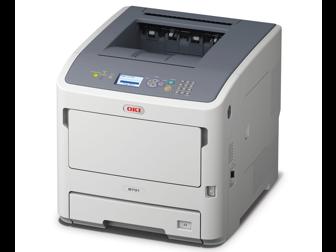 OKI Принтер OKI B731DNW