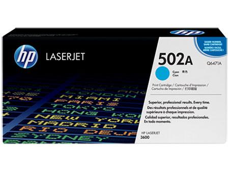 HP Картридж голубой HP Color LaserJet 3600 (4K)
