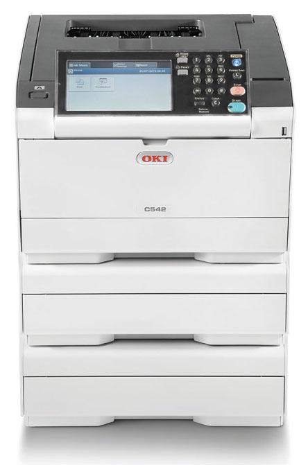 OKI Принтер OKI C542DN-EURO