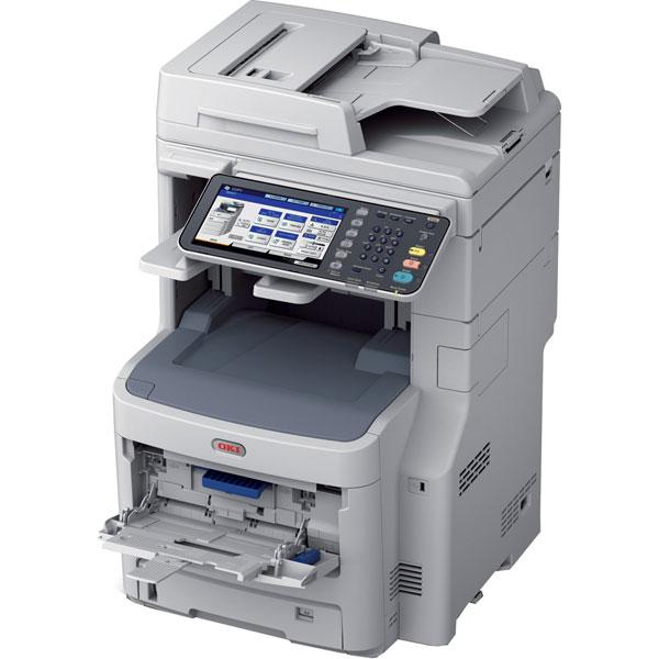 OKI Многофункциональное устройство  OKI MC780dfnfax