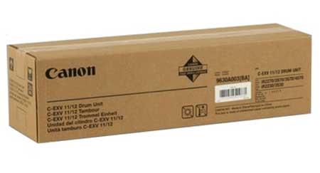 Canon Барабанный узел Canon C-EXV11/12 для iR2230 /iR2270 /iR2870 /iR3025 /iR3225 /iR3035/iR3235 /iR3045/ iR3245/ iR3530/ iR3570/ iR4570, 75 000 копий.
