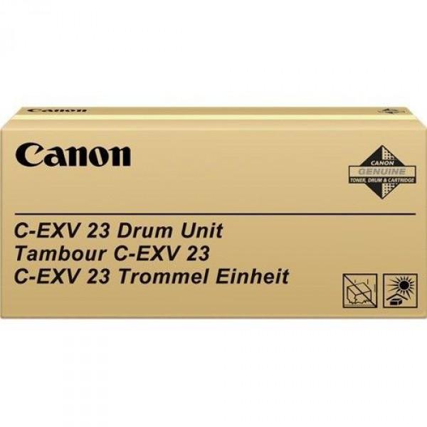 Canon Барабан черный оригинал (69К) [C-EXV 23] для Canon IR-2018 / 2022 / 2025 / 2030
