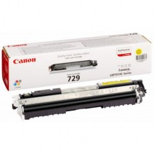 Canon Картридж желтый оригинал (1К) [729 Y] для Canon LBP 7010C / 7018C