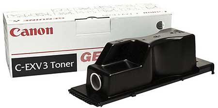 Canon Картридж черный оригинал (15К) [C-EXV 3 ] для Canon iR2200 / 2800 / 3300