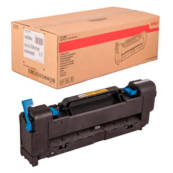 OKI блок термического закрепления FUSER-UNIT-C823 / C831 / C833 / C841 / C843, MC853 / MC873