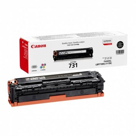 Canon Картридж черный оригинал (1,4К) [731 Bk ] для Canon LBP7100Cn / 7110Cw / MF8230Cn / 8280Cw