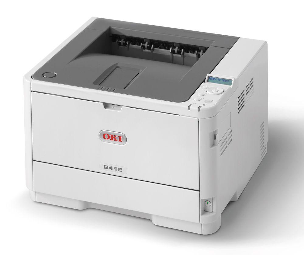 OKI Принтер OKI B412dn — Euro