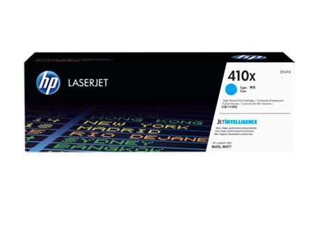 HP Kартридж голубой 410X HP LaserJet Pro M477fdn, M477fdw, M477fnw, M452dn, M452nw (5,0K)