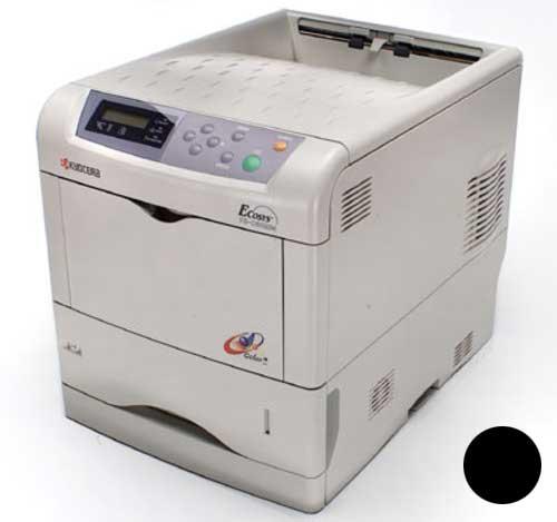 Заправка черного  картриджа Kyocera TK-510K для  FS-C5020N/FS-C5025N/FS-C5030N с заменой чипа