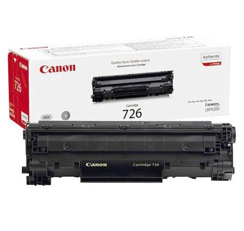 Canon Картридж 726 для Canon i-SENSYS LBP6200d (2,1K)
